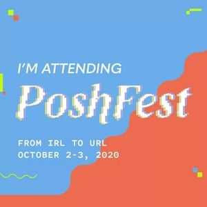 Accessories - I'm attending PoshFest 2020!!!